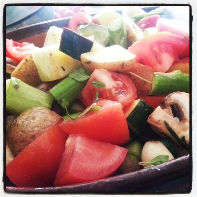 griechisches Ofengemüse1