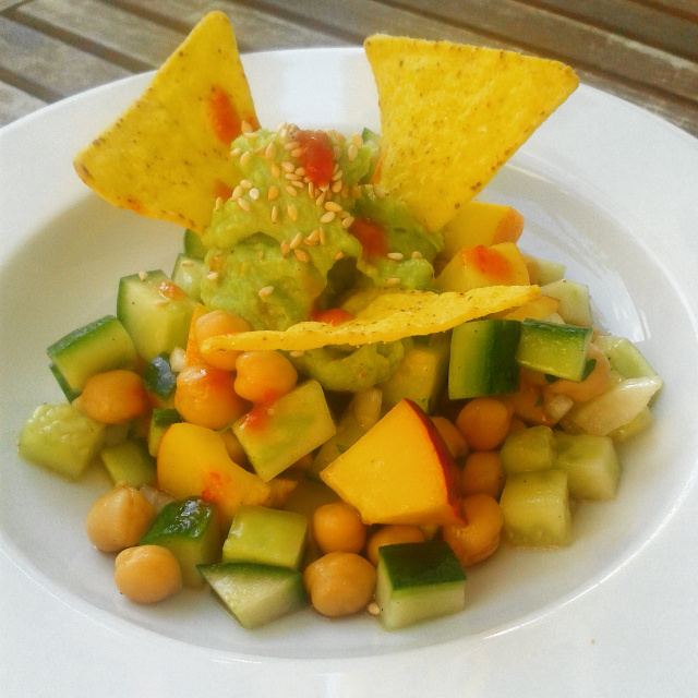 Sommer-Salat